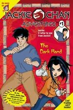 The Dark Hand Warner Brother & Eliza Willard 2001 Jackie Chan Adventures Paperba