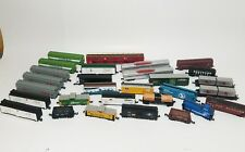 Lot of 28 Assorted N Scale Train Cars, Bachmann, Life Like, Atlas NICE LOT!