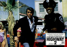 Auf dem Highway ist wieder die Hölle los ORIGINAL Aushangfoto Burt Reynolds TOP