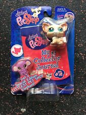 Littlest Pet Shop Activity Set My Collector Journal with Chihuahua. Hasbro