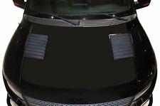Vinyl Decal Solid Hood Wrap Kit for Ford F-150 Raptor SVT 2010-2014 Matte Black