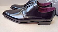 Repitte men's black formal shoes size 7UK (41EU)* - Made in Spain -Ex display