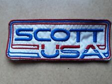 Nos Scott Usa Sticker Cotton Mtb