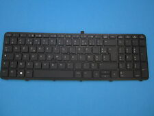 Clavier Francais HP ZBook 15 17 Mobile Workstation illuminato mp-12p26f0j698w