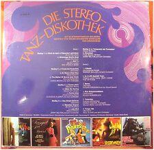 Die Stereo Tanz Diskothek, Roy Etzel ua., G/G, LP (5467)