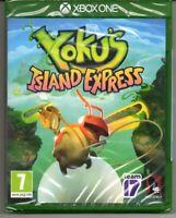 Yokus Yoku's Island Express   'New & Sealed' *XBOX ONE (1)*