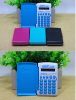 US-Pocket Electronic Scientific Calculator 8-Digit Display WITH Flip Cover