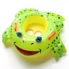 Lit Frog baby kids Swimming inflatable pool floats Perfect Pool Tube Party Toy