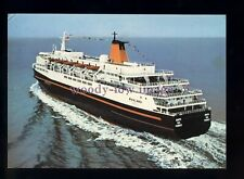 FE2929 - North Seas Ferry - Norland , built 1974 - postcard