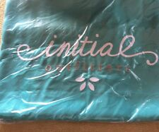 Cloth, Bag, and More. Initial Outfitters Consultant Supplies Table
