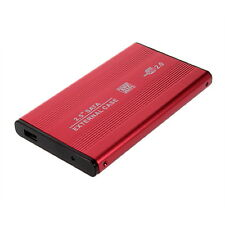 USB 2.0 2.5 Inch SATA Enclosure External Case For Notebook Laptop Hard Disk GA