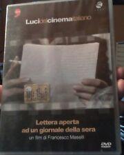LETTERA APERTA AD UN GIORNALE DELLA SERA DVD