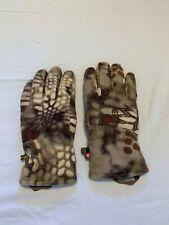 Used Kryptek Vellus Gloves