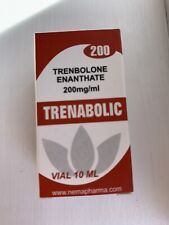 Trenbolone Enanthate- 200- steroids