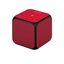 SONY SRS-X11 COMPACT PORTABLE WIRELESS SPEAKER W/ BLUETOOTH - RED - SRSX11R.CE7