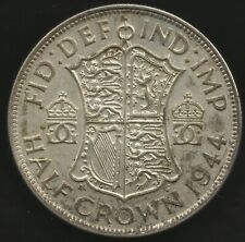 More details for 1944 george vi silver half crown coin   british coins   pennies2pounds