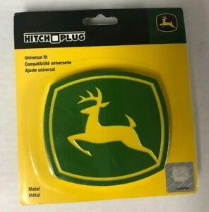 John Deere Universal fit Metal Hitch Box Receiver Cover (LP66209)