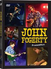 John Fogerty / Premonition DVD *NEW