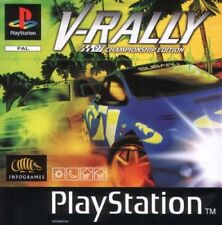 V - Rally Platinum by Namco Bandai Game | PS1