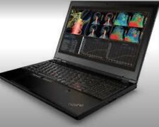 Lenovo Thinkpad P51,Xeon E3-1505M, M2200M,8GB 500GB 4K UHD 1 Yr Global Warranty