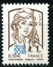 N° 5234 MARIANNE DE CIAPPA SURCHARGEE 2013/2018 NEUF **