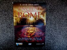 Ancient Rome (DVD) 5 Disc Set Discovery Channel