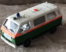 HO Scale Police Van • 1/87 1:87 Vehicle