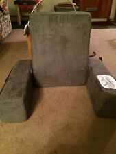 Carepeutic Bed Lounger w/Heated Comfort Massage & Reading Light