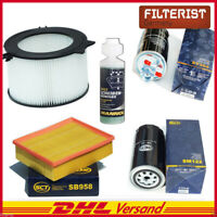 Inspektionspaket Filterpaket Pollenfilter VW T4 2.5 TDI ab 01/96 +Geschenk
