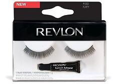 REVLON False Eyelashes Flirty (+ lash adhesive) 1x 2 Stück NEU&OVP