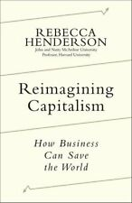Reimagining Capitalism Shortlisted for the FT & McKinsey Busine... 978024137