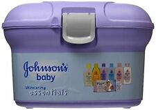 Johnsons Baby Skin Care Aloe Vera Vitamin Essential Bath Time 8pc Gift Set