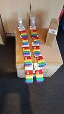 Mayorista, LOTE 360pcs de Mocks Rainbow DISEÑO UNIVERSAL TELÉFONO Liquidación