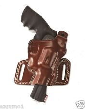 """Galco SIHLOUETTE Holster S&W : L FR 686 4"""" Right Hand Tan, Part # SIL104"""