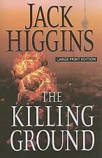 The Killing Ground (Thorndike Paperback Bestsellers)-ExLibrary