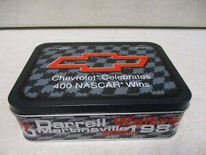 Action 2004 Chevrolet Celebrates 400 Nascar Wins 1/64 Car Set