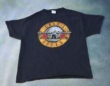 Vintage Guns And Roses Men's T-Shirt Size XL.