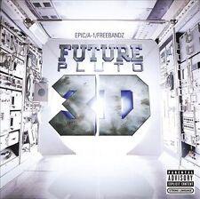 Pluto 3D [PA] by Future (Atlanta) (CD, 2012, Epic)