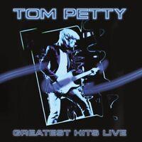 TOM PETTY - GREATEST HITS LIVE (LIM.PICTURE VINYL)   VINYL LP NEU