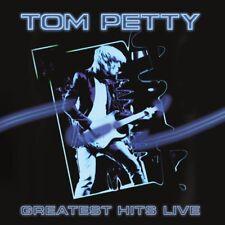 TOM PETTY - GREATEST HITS LIVE (LIM.PICTURE VINYL)   VINYL LP NEUF