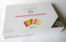 Becky Higgins Project Life Mini Kit for baby girl - 100 cards, Item #380043