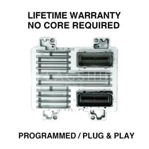 Engine Computer Programmed Plug&Play 2008 GMC Sierra 1500 12617568 5.3L PCM ECM