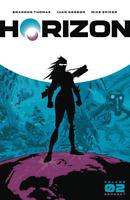 Horizon Vol 2: Remnant TPB Image Comics Collects #7-12 TP NEW