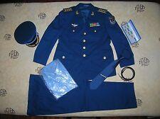 Obsolete 15's series China PLA Hong Kong Air Force Man Officer Uniform,Set