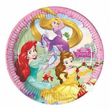 DISNEY PRINCESS PARTY SUPPLIES!  BELLE CINDERELLA RAPUNZEL SNOW WHITE ARIEL!