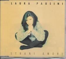 LAURA PAUSINI - Strani amori CD SINGLE 2TR Germany 1994 (CGD)