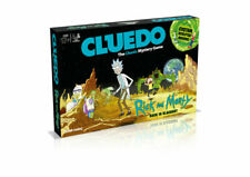 Winning Moves 003210 Cluedo Board Game
