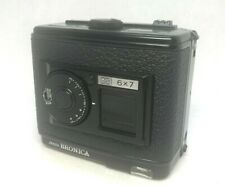 [NEAR MINT] Zenza Bronica GS 120 6x7 Film Back Holder for GS-1 From JAPAN #456