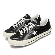 Converse One Star hanbyeol черный белый мужские женские унисекс повседневная обувь 165741C