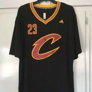 LeBron James Cleveland Cavaliers #23 Black Jersey Adidas 2016 NBA Finals Cavs